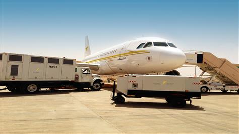 Sky Prime Private Aviation Services airport ground handling